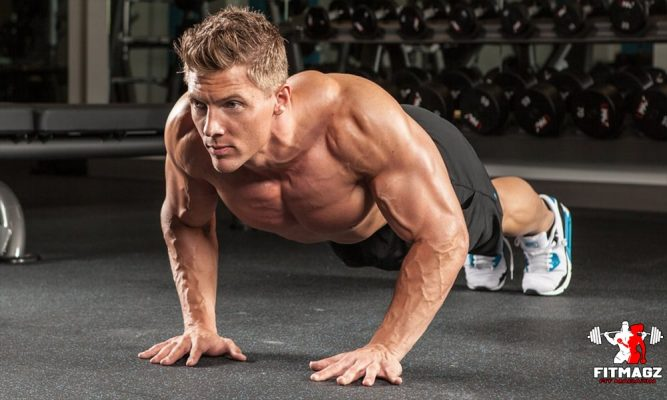 Focus in the muscle during exercise:
