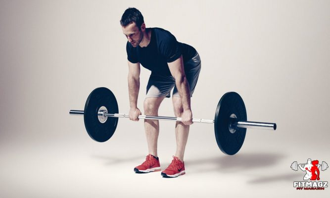 The barbell exercise fix is important in building body muscles at home