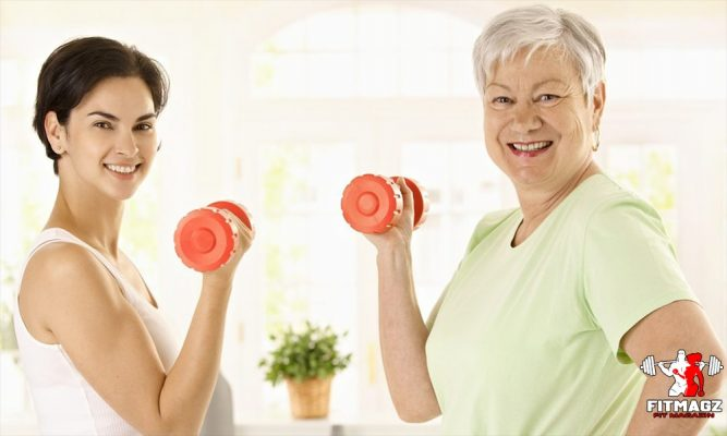 Exercises to prevention of osteoporosis!