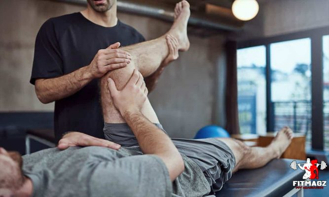 What happens in the body during muscle recovery?