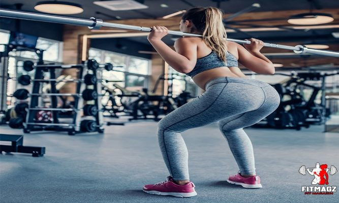 Body weight squats