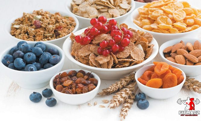 The amount of fiber that the body needs in the day