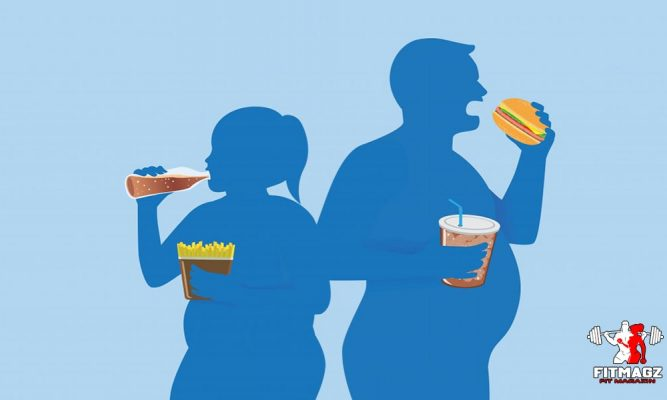 Who is most at risk of obesity?
